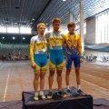 Спортсмени Житомирщини вибороли срібло і бронзу на чемпіонаті України з велоспорту