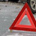 В області внаслідок ДТП загинула водійка скутера, її 5-річного сина ушпиталили