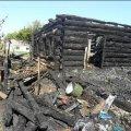 У Коростенському районі під час пожежі загинув 57-річний чоловік