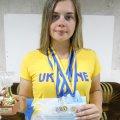 Малинська спортсменка виборола чотири медалі на Кубку України з підводного орієнтування