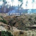 Активісти попереджають про екологічну загрозу в Олевському районі через видобуток корисних копалин
