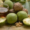 Чудотворні ліки з зелених горіхів, які ставлять на ноги