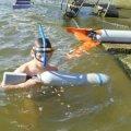 У Малині пройшов чемпіонат України з підводного орієнтування