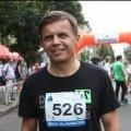 Мер Житомира знову збирається бігати на Космічному напівмарафоні, цього разу 10 км