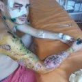 Полиция задержала 27-летнего участника АТО из Бердичева по подозрению в развращении собственной восьмимесячной дочки! Подробности. ФОТО