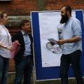 У Житомирі обрали переможців на найкращу пропозицію щодо реконструкції Водонапірної вежі