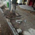 В Житомирі тривають ремонтні роботи по вулиці Київській