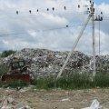 Міська влада Новоград-Волинського хоче розірвати договір із підрядником, що будує полігон для твердих відходів у районі