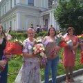 Почесне звання «Мати-героїня» вручили шістьом житомирянкам