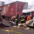 Власнику мікроавтобуса, який потрапив у жахливу ДТП неподалік Житомира, прокуратура винесла підозру