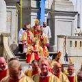 У Бердичеві пройшов Всеукраїнський Санктуарій Матері Божої Святого Скапулярію