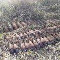 На Романівщині з початку року знайшли 29 снарядів
