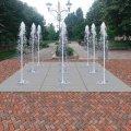 """У Житомирі в районі Малікова у рамках бюджету участі з'явився """"Музичний фонтан щастя"""" за понад 1 млн грн"""