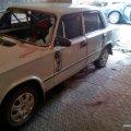 Під Бердичевом конфлікт закінчився гранатою, кинутою в бік водія. ФОТО