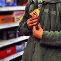 У Житомирській області іноземець з пакунком наркотиків обікрав супермаркет