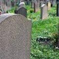 На Житомирщині правоохоронці викрили чоловіка, який вчинив акт вандалізму на місцевому кладовищі