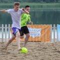 Чемпіонат Житомирщини з пляжного футболу: результати матчів 4 туру