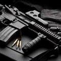 На Житомирщині поліція зупинила автомобіль Audi А6 і виявила пасажира—злочинця зі зброєю