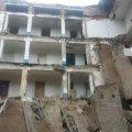 На Житомирщині через грунтові води обвалилась стіна студентського гуртожитку. ФОТО