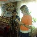 У Черняхівському районі інспектори відвідати ромські родини та розповіли про відповідальність за виховання дітей