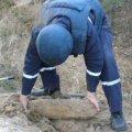 На Житомирщині піротехніки ліквідували небезпечну знахідку