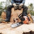 На Житомирщині визначили кращого лісоруба, яким став Юрій Брожко
