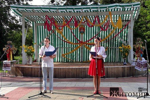 Жителі Денишів славно відсвяткували день населеного пункту