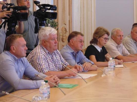 Юрій Павленко: Ми з чорнобильцями не допустимо блокування владою виконання рішення Конституційного суду щодо повернення пільг