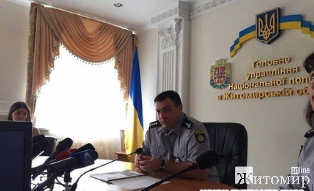 Правоохоронці Житомирщини повідомили, що після експертизи стане відомо чому у маршрутки відмовили гальма