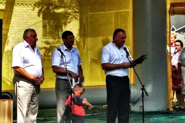 У Калинівці святкували і Яблуневий Спас, і День села. ФОТО