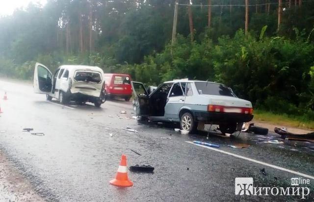 Смерть настигла украинского воина, бердичевлянина Александра Лищука, когда он ехал на собственную св ...