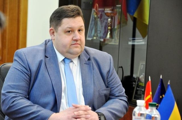 Ігор Гундич отримав догану від Гройсмана