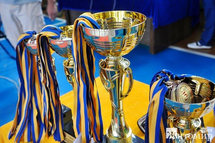 У Житомирі розпочався триденний всеукраїнський турнір зі спортивного та бойового самбо. ПОДРОБИЦІ
