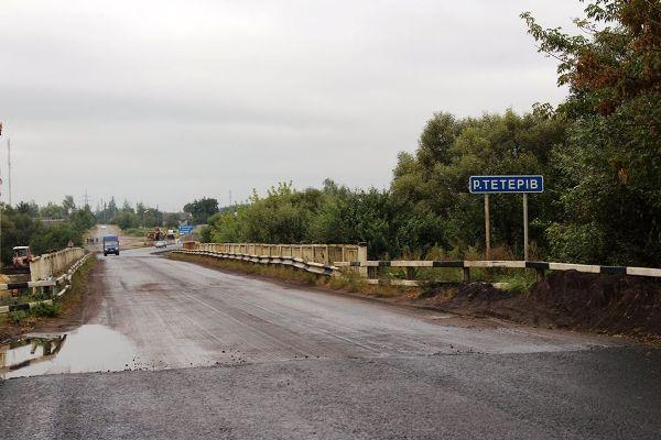 Ремонт мосту у Високій Печі: облаштовують тимчасовий проїзд