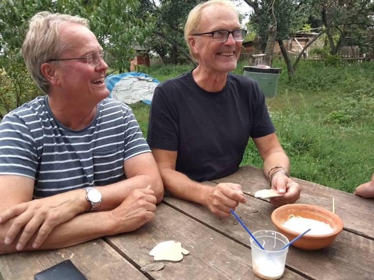 Як норвежці шукали на Житомирщині сліди вікінгів. ФОТО