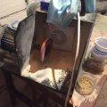 Під час обшуків на Житомирщині вилучила понад 6 кг бурштину та верстати