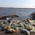 В Житомирський області браконьєри зловили 182 кг риби та завдали збитків на 65,5 тис. грн