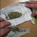 Молодик розгулював по Житомиру з наркотиками в кишені