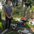 У Житомирському районі дільничні викрили групу крадіїв