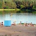 На семи пляжах Житомирської області аналізи води показали перевищення по кишковій паличці