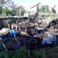 На Житомирщині за добу рятувальники ліквідували загоряння чотирьох будинків