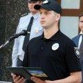 У Житомирі більше 60 поліцейських з шести областей склали присягу на вірність українському народові