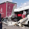 ДТП із 10 загиблими на Житомирщині: водій не намагався гальмувати, тому що заснув - поліція