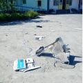 На Житомирщині зловмисники вкрали банкомат. ФОТО
