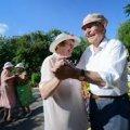 Танцювальну програму до Дня Незалежності готують житомирські пенсіонери