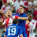 Динамо перемогло Славію із рахунком 2-0. ВІДЕО