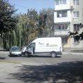 ДТП на Івана Мазепи у Житомирі: не розминулися два транспортних засоби. ФОТО