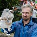 Житомирський лялькар шукає кошти, щоб поїхати на міжнародний фестиваль у Таїланд представляти Україну