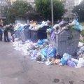 «Мусорный коллапс» в Житомире не был вызван саботажем сотрудников КАТП 0628. ФОТО