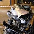 Таксист під наркотиками врізався у бетонний стовп: пасажирка загинула